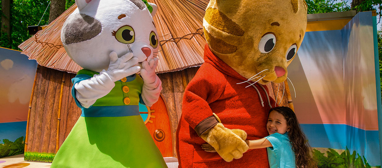 Idlewild Ready To Welcome Families To Newest Attraction, �Daniel Tiger�s Neighborhood�