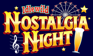 Nostalgia Night at Idlewild logo