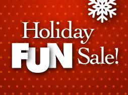 Holiday Sale Snowflake Graphic